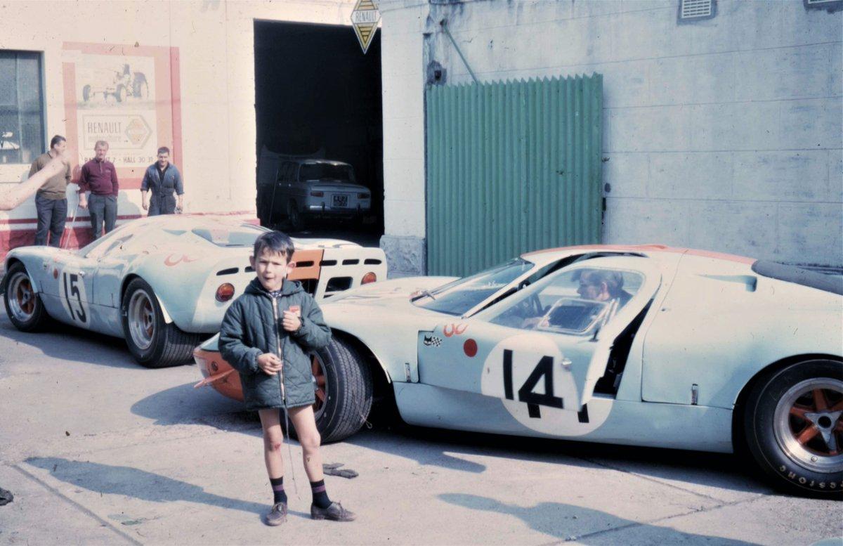 """武蔵屋 on Twitter: """"1967年フォードGT計画がキャロル・シェルビーを ..."""
