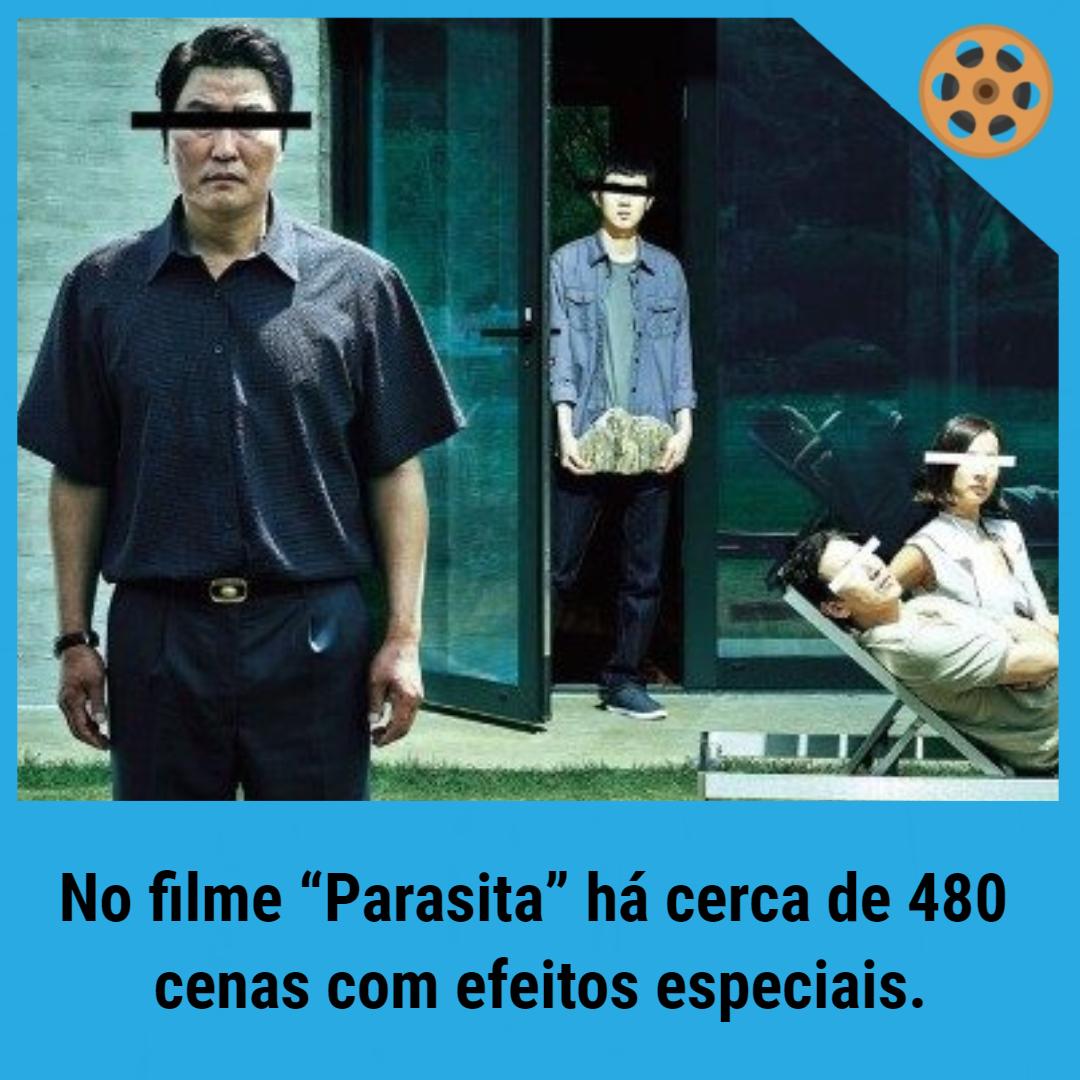 """⠀⠀⠀⠀⠀⠀  No filme """"Parasita"""" há cerca de 480 cenas com efeitos especiais.  obs: Vídeo novo no canal, Link: https://www.youtube.com/watch?v=vL1Y_V6JH_c…  #curiosidadesnerds #parasite #parasita #oscar2020 #cinemalovers #cinéfilos #curiosidadedesgeeks #Oscar2020pic.twitter.com/yRgEhrv7bC"""