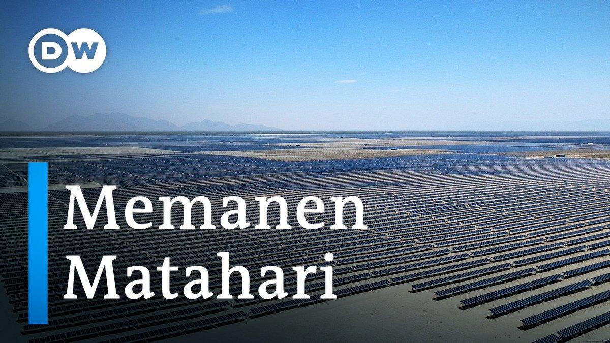 Inventive Power adalah salah satu perusahaan di Meksiko yang memanfaatkan teknologi panas surya. 60 pembangkit listrik tenaga surya sudah dibangun oleh perusahaan itu dan bisa kurangi emisi sampai 4000 ton tiap tahunnya. Yuk simak videonya! 👉https://www.youtube.com/watch?v=gEfAJvO7zh8…