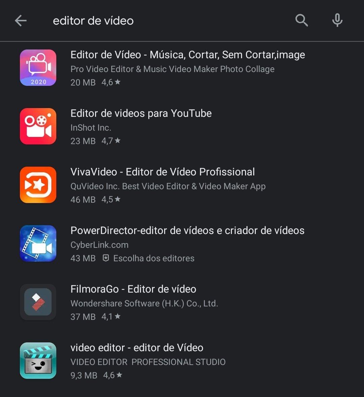 Me recomendem aplicativos para editar vídeos pic.twitter.com/hMbVY00zGA