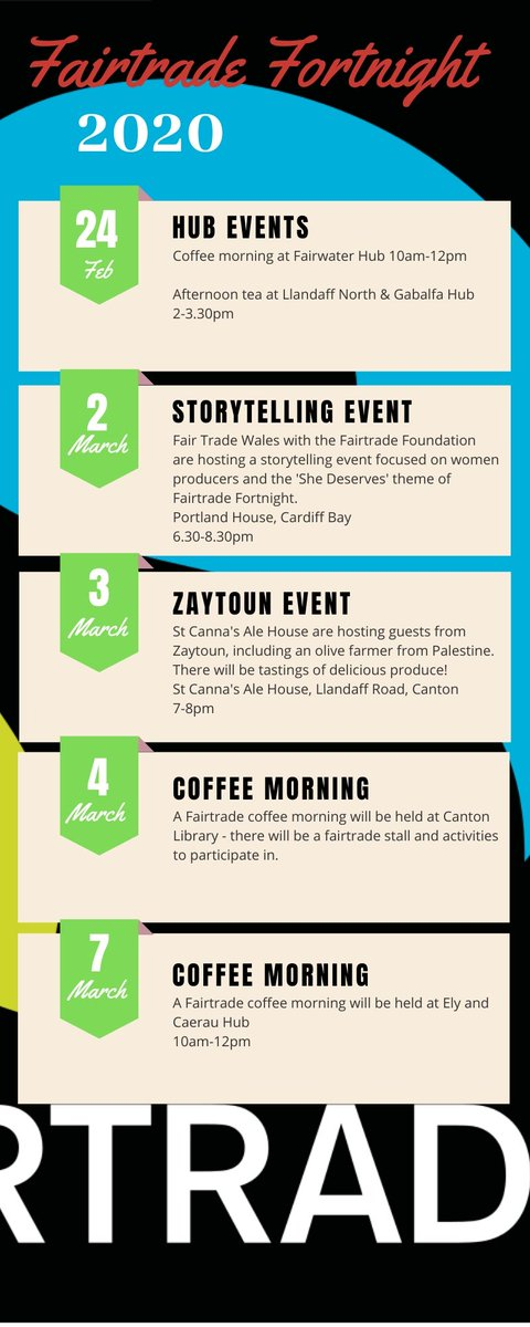 test Twitter Media - UPDATED #fairtradefortnight events list. Please note some of this information has changed since the last time this was posted to our feed. Hope to see you there! https://t.co/J3IwoAge34