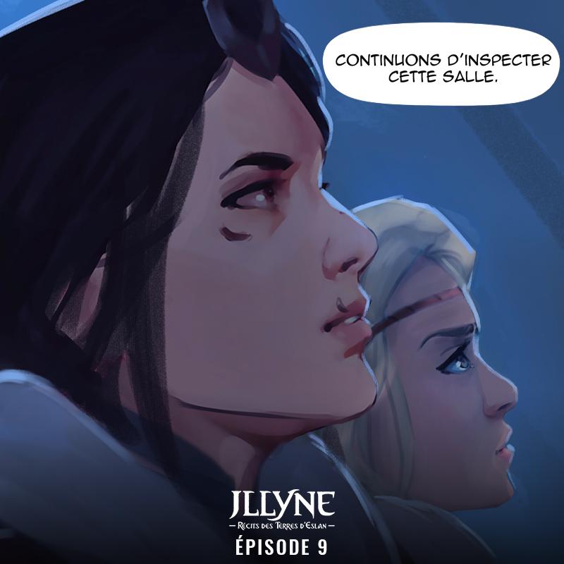 La quête des terres d'Eslan continue. Illyne n'est pas au bout de ses surprises... ⚔  « Illyne» EP. 9 🇫🇷 Dispo : https://t.co/rBZabdDqkC  By @PapayouFR #Illyne #tempspassés #webtoon #webcomics #webtoonfactory #BD #DupuisBD https://t.co/lzYu9oRzUN