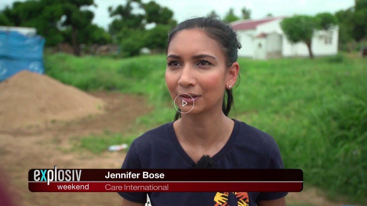 INSIGHTS #NGOs : CARE-Nothelferin  @jennbose im Portrait bei @RTLde . Knapp 1 Jahr nach #Zyklon #Idai begleitet #RTLexplosiv-Reporter Philipp Cerfontaine sie und CARE in #Mosambik. Sendung 9.02.2019 https://bit.ly/2SbJr6Dpic.twitter.com/AXzdhpYxG1