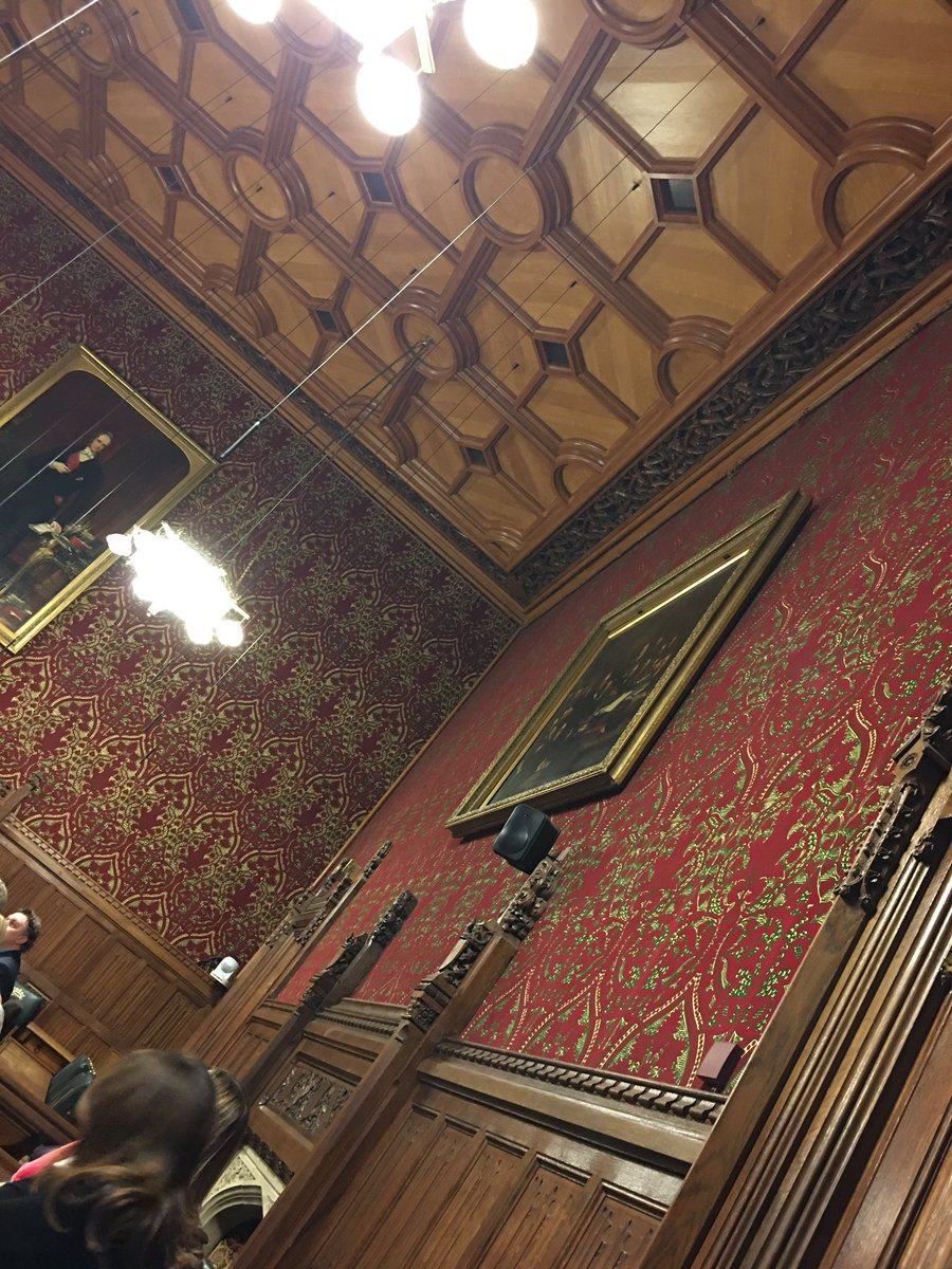 First #appg of the year discussing (amongst other things) teacher recruitment and retention.