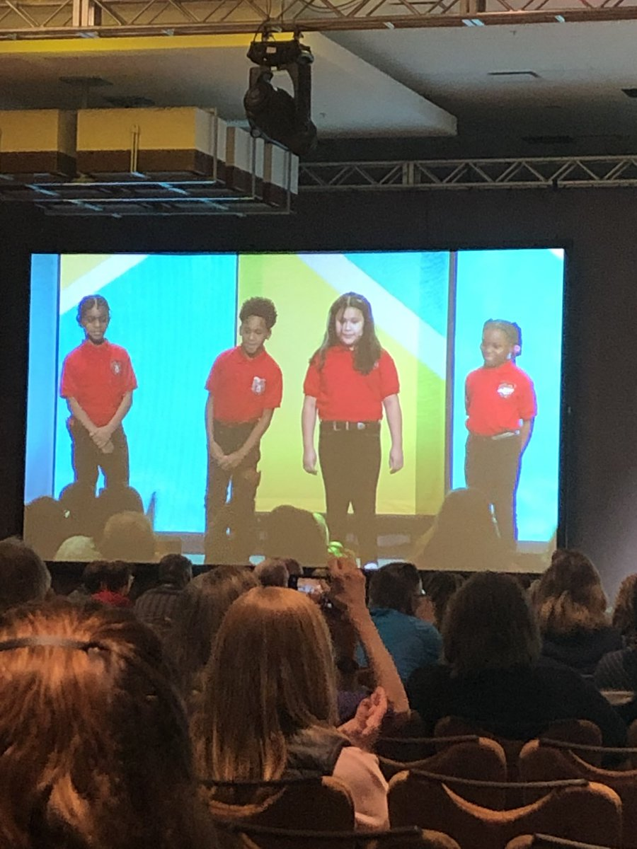 Love hearing these kids talk about how much they love PLTW!!! #PLTWSummit
