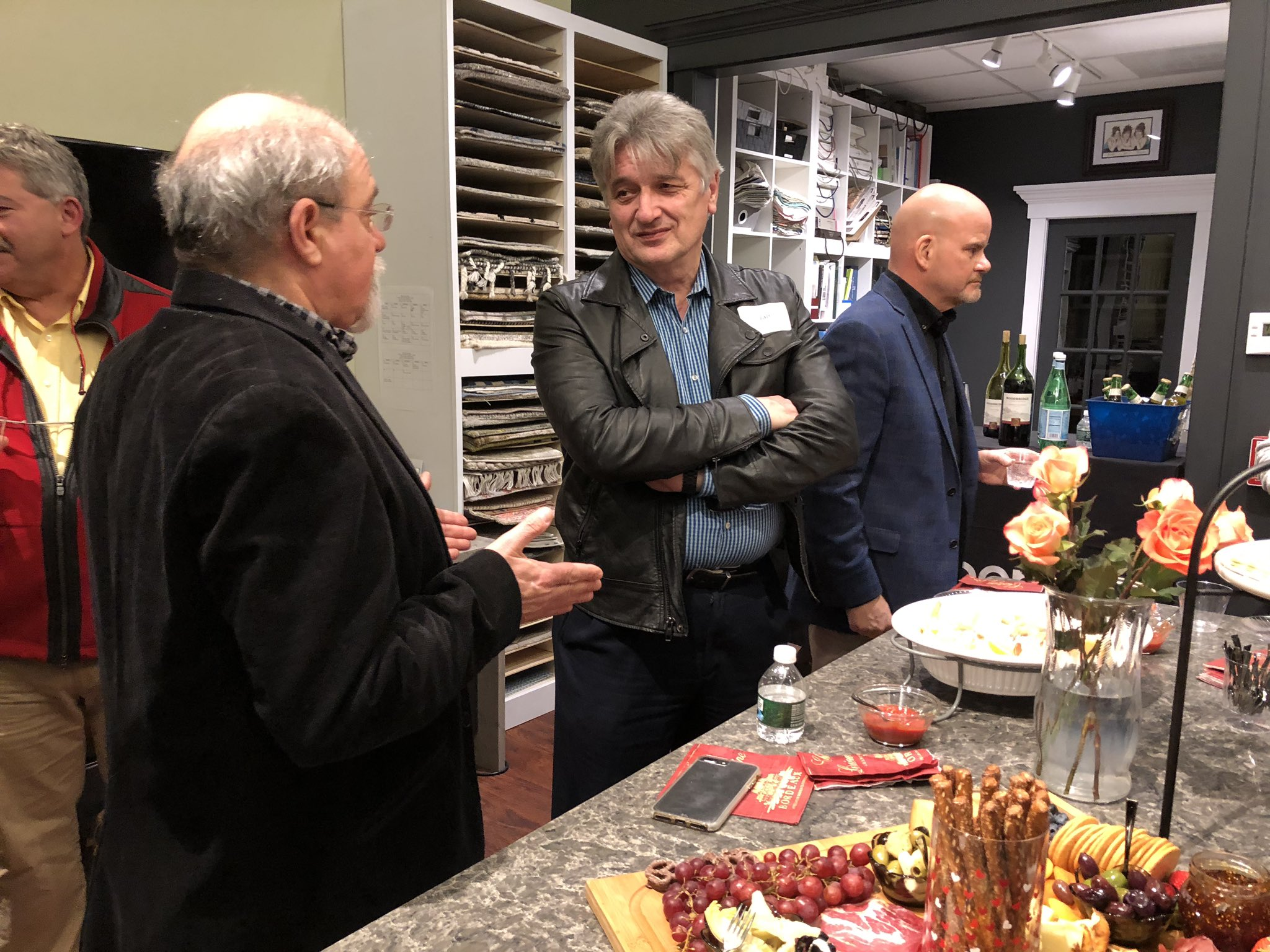 Aia Connecticut On Twitter Smarthome Held The First Allied Adventure On Thursday At Design House Interiors In Wallingford Attendees Were Able To Network And See The Home And Commercial Technology That Smarthome