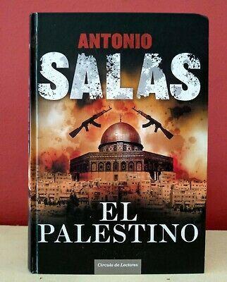 """#Nuevo #Libro : """"El Palestino""""  Autor: Antonio Salas Características: Tapa dura con cobertor - Excelente estado Más info https://buff.ly/378YlPn  #miarcondelibros #librosdesegundamano #librosusados #librosdeocasion #ventadelibros #ventaonlinelibros #librosconspiranoicapic.twitter.com/hlAU8NBW7D"""