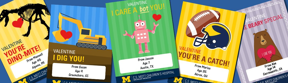 Michigan Alumni On Twitter Help Bring Smiles To Kids At Mottchildren This Valentine S Day By Sending A Personalized Interactive Valentine Card Https T Co Cjcdnn77np Https T Co 49ohv3gi5l 7920 point shrs, alpena, mi 49707. twitter