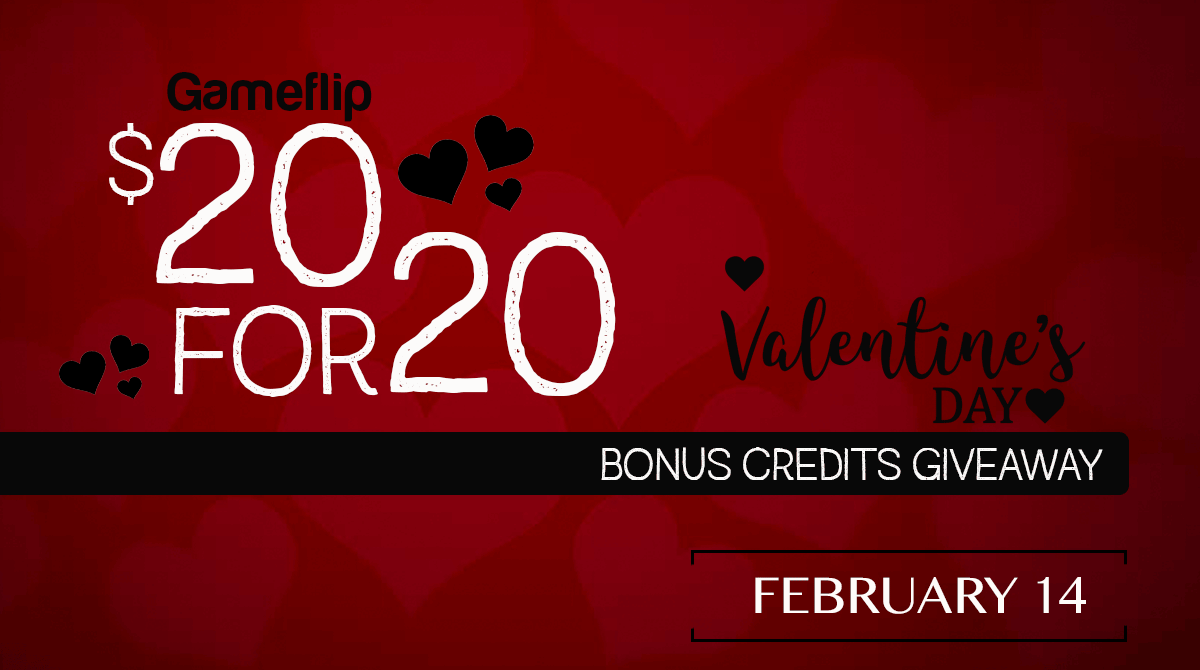Valentine's 😍😍  for US. President Day! Why not?  Stay tuned... The rest of winners will be announced soon.