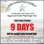 Image for the Tweet beginning: Zion Christian Church  Egypt and