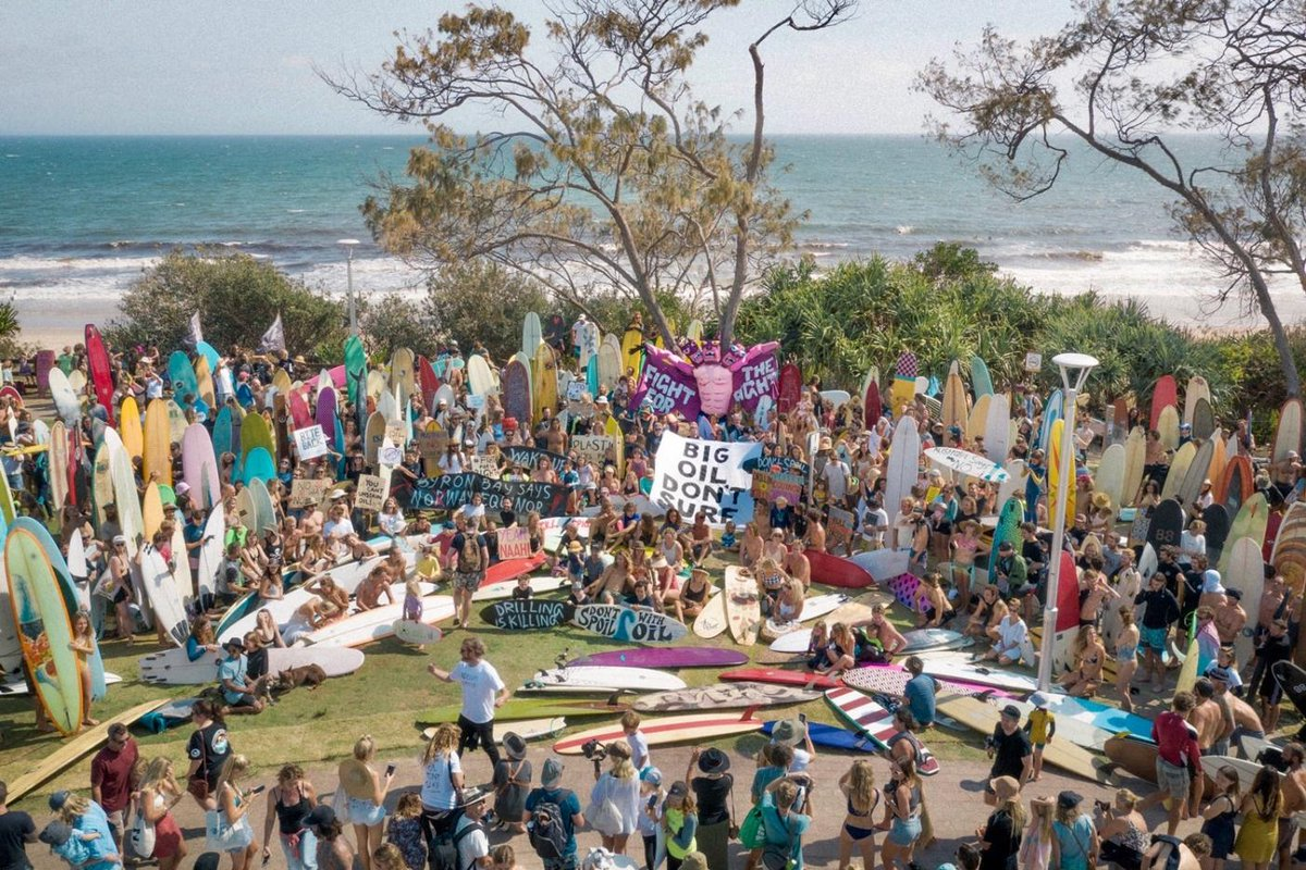The Fight For The Bight is not over. Big Oil (Still) Don't Surf! pat.ag/TCLFightforthe…
