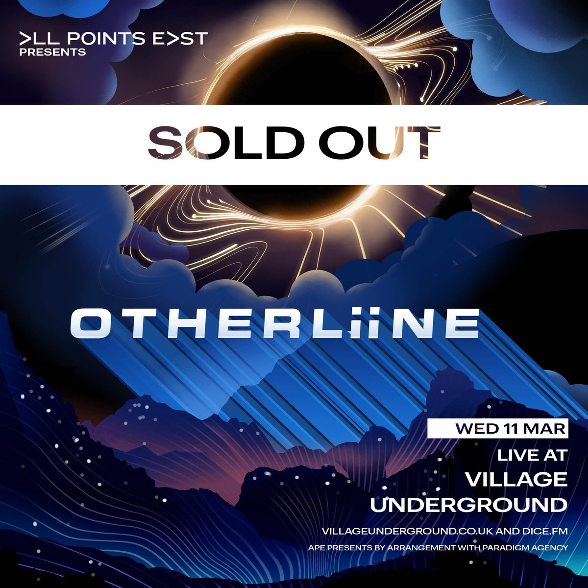 Sold out. @otherliine