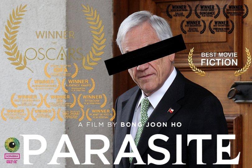 #Parasite #ParasiteBestPicture #Parasito #Parasites #Parasitos #Oscars #Oscars2020 #BestPicture #MovieOfTheYear #BongJoonHo #Piñerapic.twitter.com/p4OxaNlPxQ