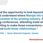 Image for the Tweet beginning: #memjetmonday Opportunity awaits for you...