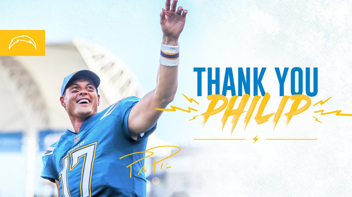 @Chargers's photo on Philip Rivers