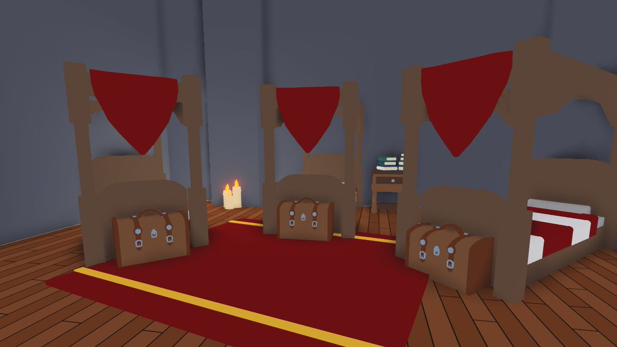 Adopt Me On Twitter What Did You Build Using The New Magic Furniture Show Me Ur Creationssss