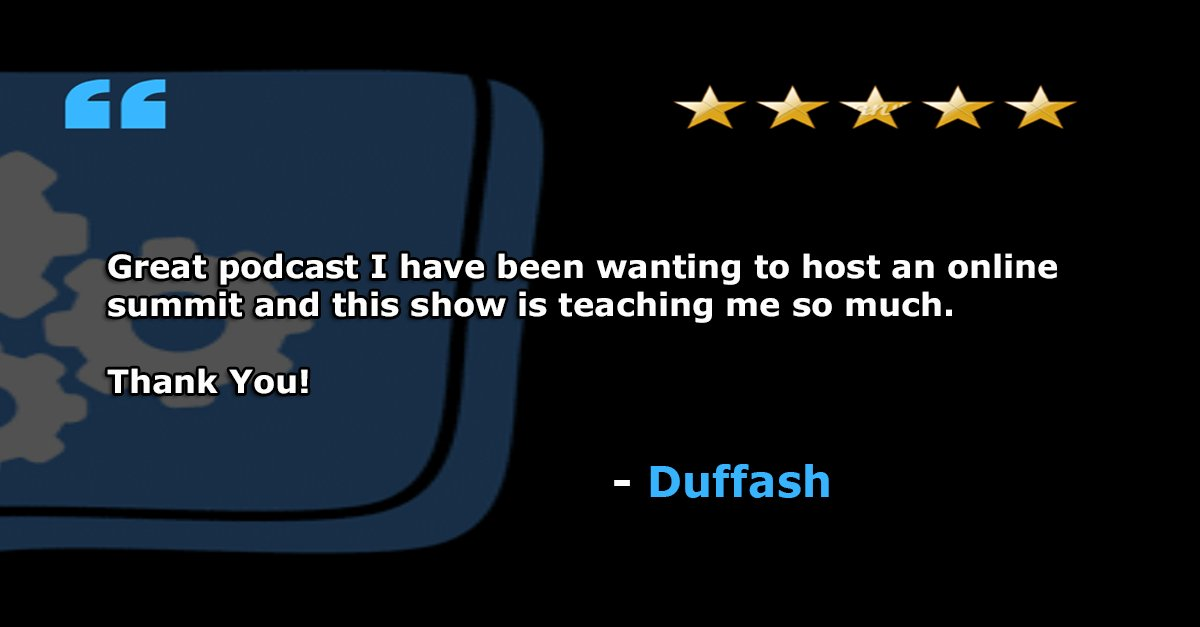 Thank you so much for taking the time to leave us a 5-star rating - it's much appreciated!  #summitscripts #virtualsummit #virtualsummithost #virtualsummitstrategy #virtualsummittips #virtualsummitsuccess #profitablevirtualsummit #virtualsummitemail #virtualsummitcopy pic.twitter.com/JoMOysSWZG