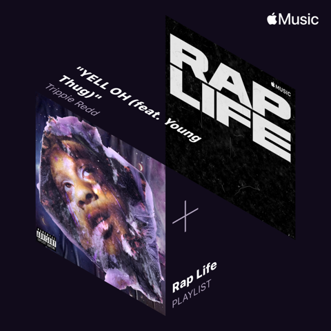 YELL OH ON RAP LIFE @AppleMusic apple.co/2Sdp8pp