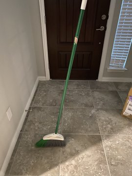 Broom Challenge how to do the Trick