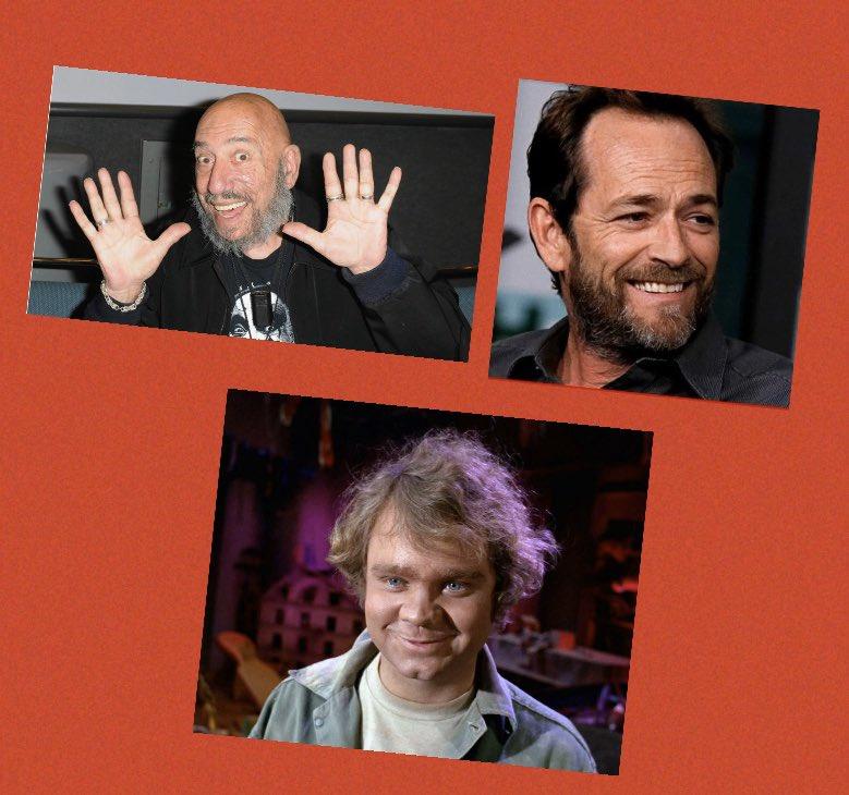 In memory of three great actors we lost this past year. #SidHaig #LukePerry & #Oscar nominated #MichaelJPollard . #AcademyAwards #OscarsInMemorianpic.twitter.com/wmgP4Ydga4
