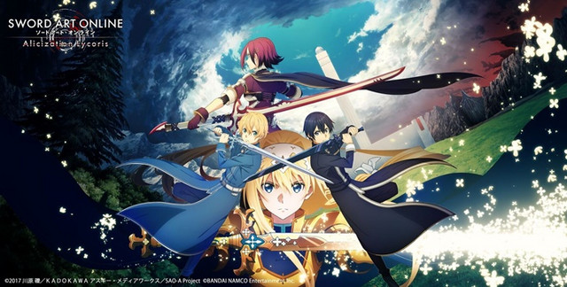 NEWS: ReoNa Performs Theme Songs for SAO Alicization: War of Underworld 2nd Cour & Lycoris Game ✨ More: got.cr/WotUc2