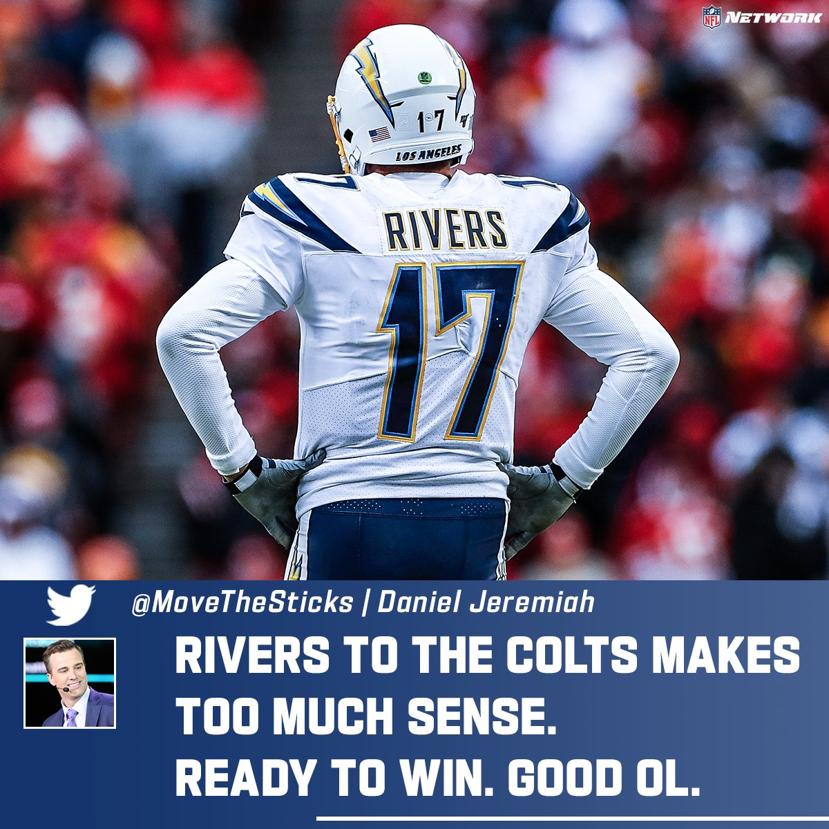 @nflnetwork's photo on Philip Rivers