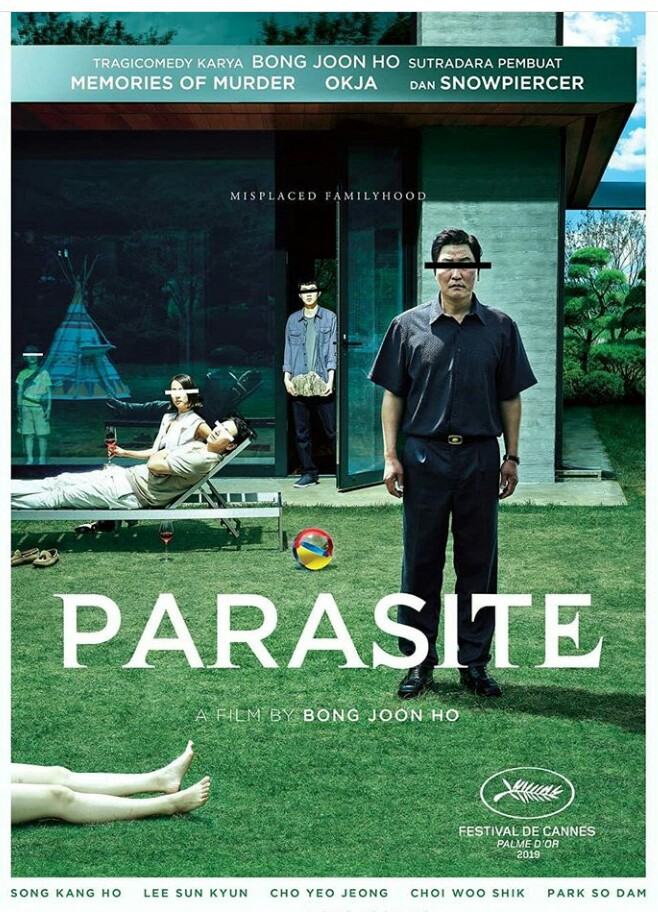 Parasite absolutely deserved to win best picture last night, and you should absolutely watch it if you haven't yet. It's a MASTERPIECE! #Oscars #BestInternationalFilm #writingcommunitypic.twitter.com/hCJ4z6Ci8p