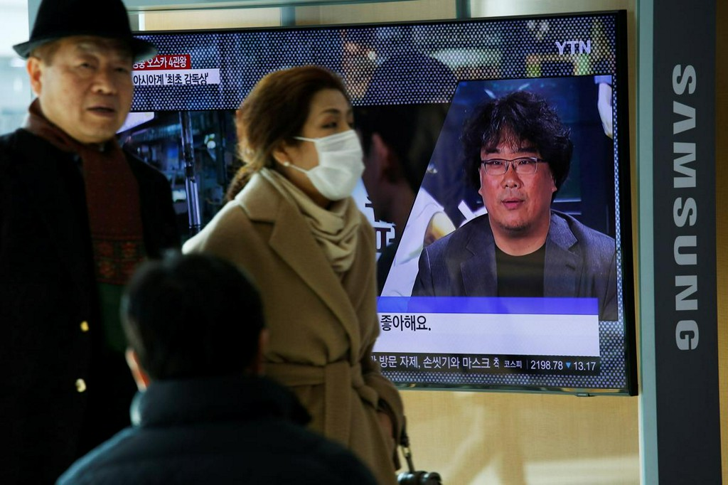 'Parasite' reflects deepening social divide in South Korea reut.rs/3brx3a2