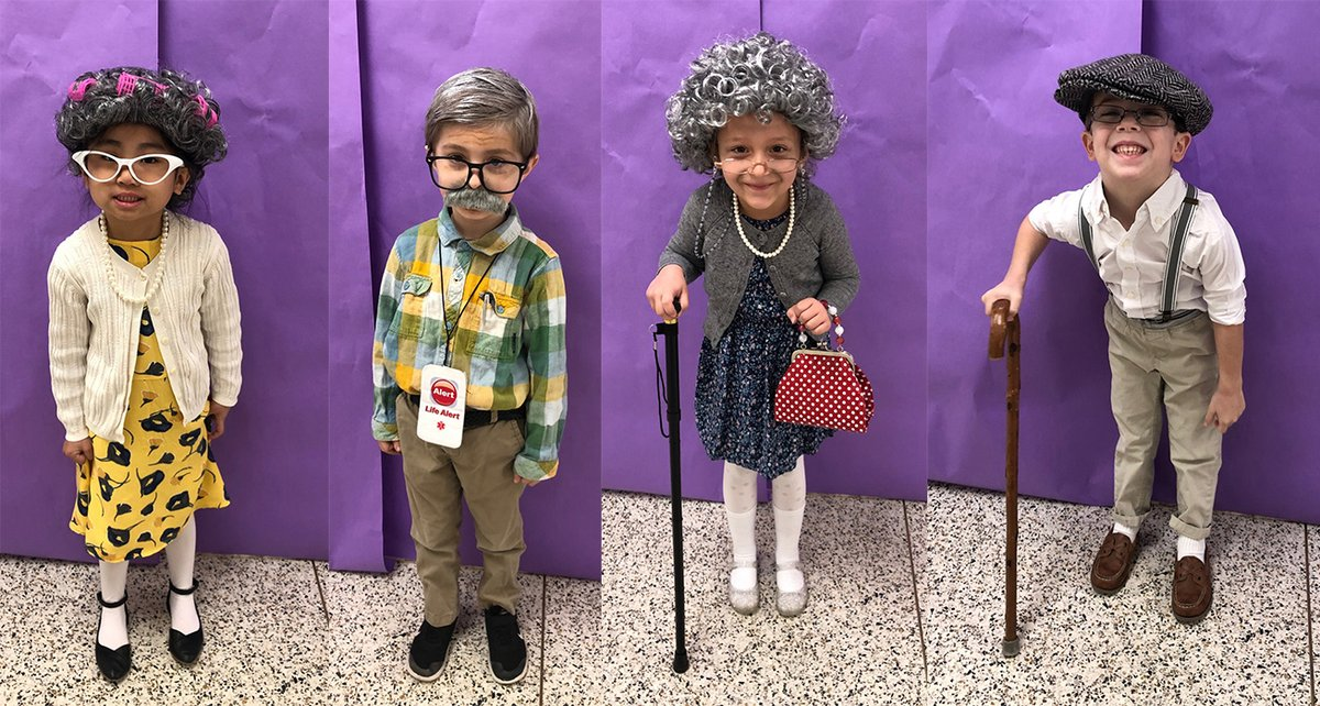 Our students and staff are having fun celebrating #100daysofschool. #InspireCPS