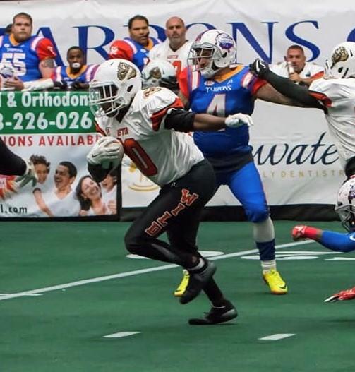 NFL free agent, Corey Brown Jr. is ready for some action . #coreybrown #nflfreeagent #sportsnews #instasport #nflnews #TSLShowcase #TSLinXFL #footballplayer #sportscenter #nfl #nflupdates #americanfootball   #collegegameday #secfootball #ncaa #collegefootball #nflpickspic.twitter.com/lCCd4kLyzK