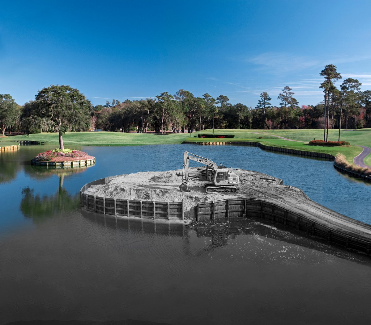 The TPC Network is celebrating its 40th anniversary! Some of the world's most elite architects have designed our courses such as @SharkGregNorman, who designed TPC Sugarloaf. We're proud to be part of the TPC Network's storied history. Learn more: https://t.co/g0UDSfnInT #TPC40