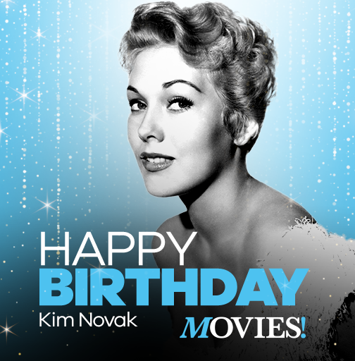 Happy Birthday Kim Novak! What\s your favorite role she played?