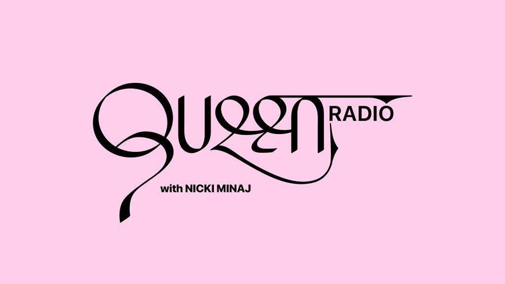 The Queen is back. 👑 Listen to @NICKIMINAJ's #QueenRadio on @Beats1 now. apple.co/QUEENRADIO