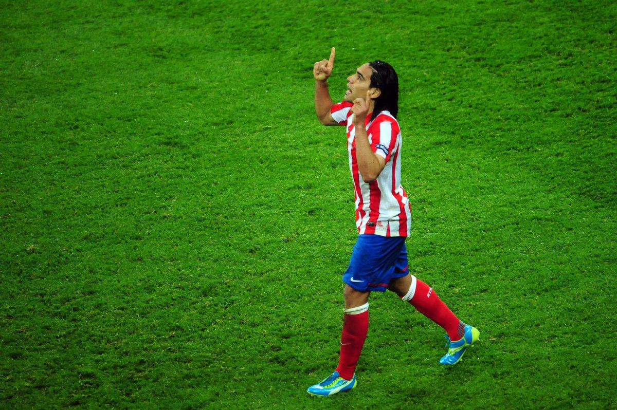 Cuando Radamel Falcao llegó a ser el mejor 9 del mundo. TIGRE.
