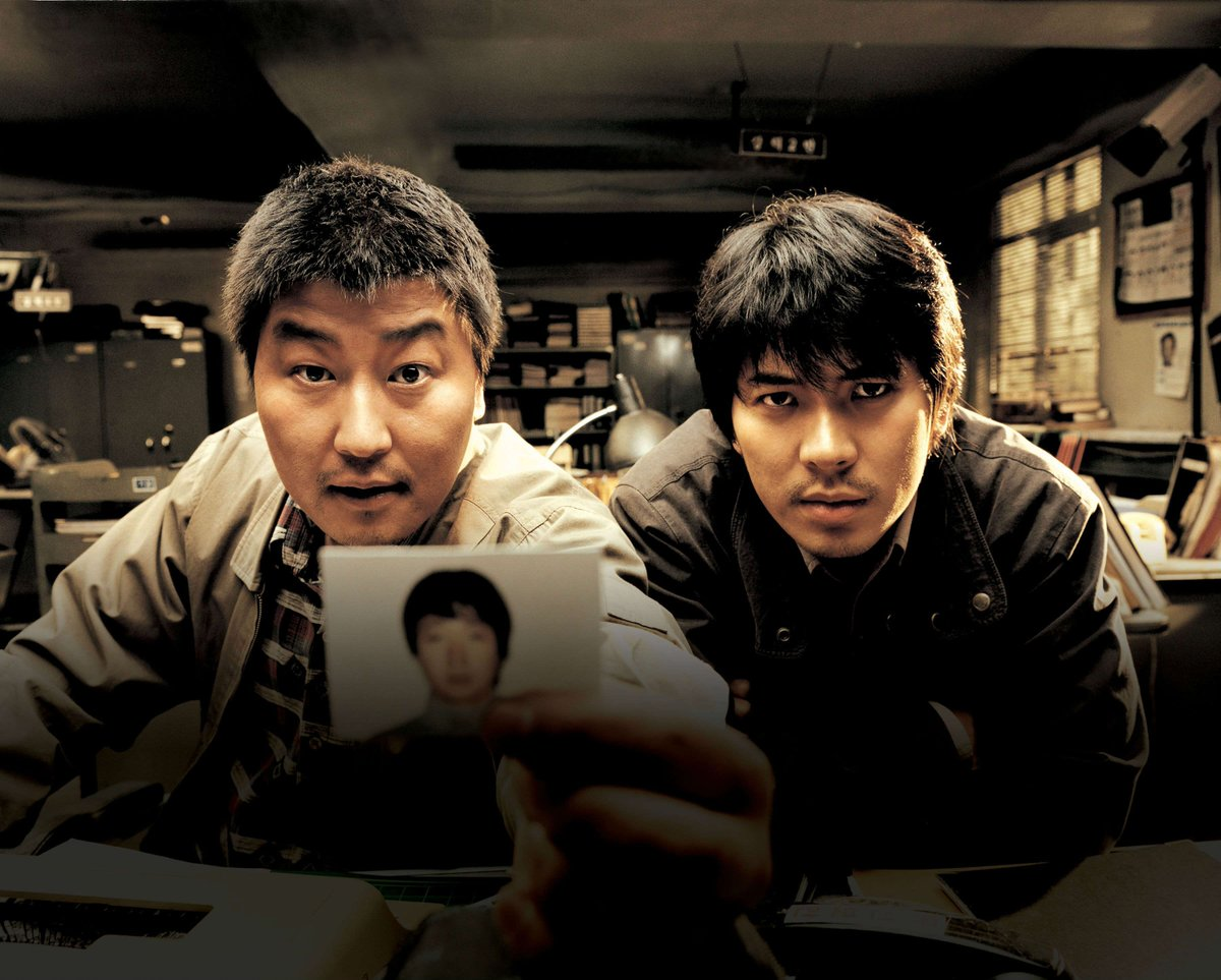 Now go watch everything this duo have ever made and recognise that we are not worthy.   #SongKangHo #BongJoonHo #Parasite #thegoodthebadtheweird (Yes I know it isn't Bong Joon-Ho but it's fooking great so just go watch it.) #thehost #snowpiercer #memoriesofmurder #Oscars pic.twitter.com/eH8oLVsILR