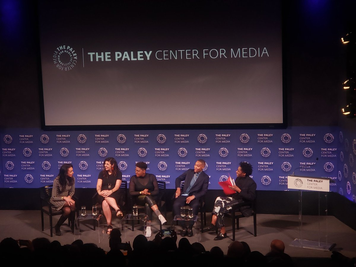 'Fitting in, like virginity, is an overrated virtue.' @susanfaleshill dropping truth at tonight's #PaleyLive