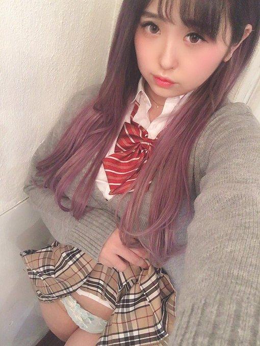 グラビアアイドル上田ミルキィのTwitter自撮りエロ画像28