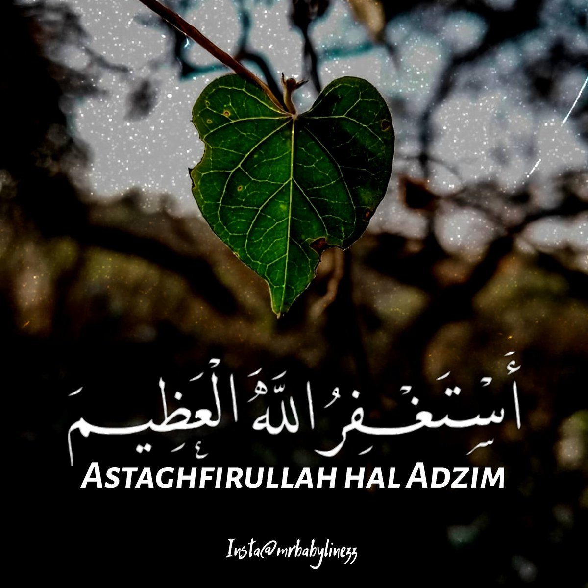 Astaghfirullah hal adzim . . . . . . . #quotestoliveby #quotesaboutlife #quoteoftheday  #katakatamuslimah #muslimcouple  #katakatamutiara #katakatahikmah #quotesandsayings #sayingsandquotes #motivationalsayings  #sadsayings #failurequotes #lovepain #sadnessquote #islamicquotepic.twitter.com/AylObq66oC