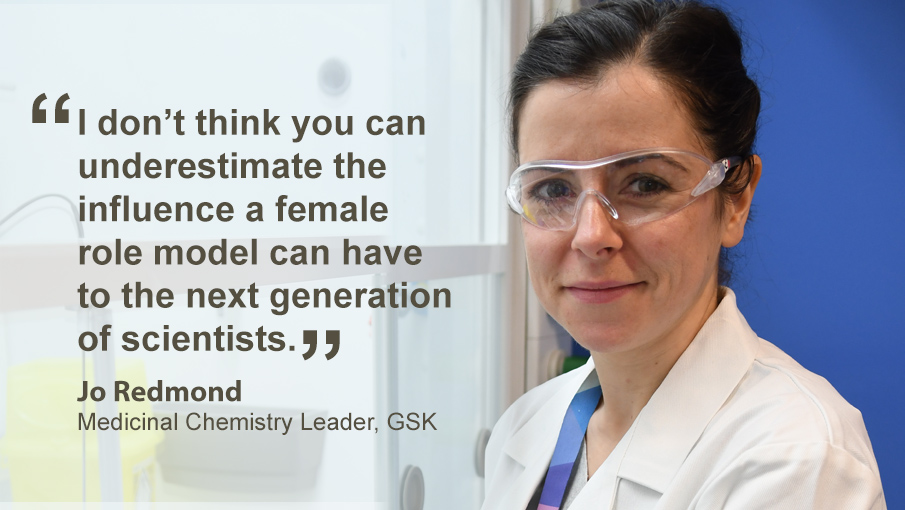 Happy International Day for Women and Girls in Science! Scientist Jo Redmond is passionate about getting girls into science. Read her story: https://t.co/OxXxwDZZmX #WomeninSTEM #WomenInScience https://t.co/6gXK0GDvUt