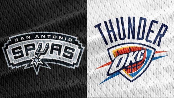 【NBA直播】2020.2.12 09:00-馬刺 VS 雷霆 San Antonio Spurs VS Oklahoma City Thunder Links
