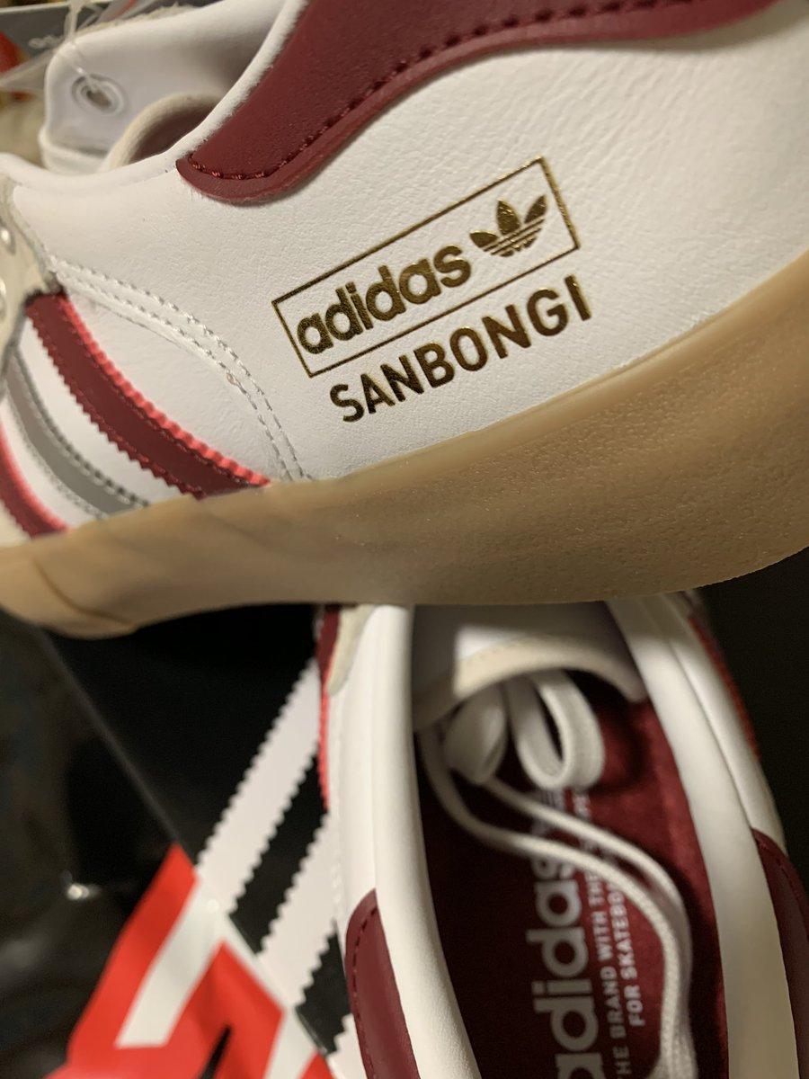 ようやく回収 これは良いぞ #adidasskateboarding #matchbreak #sanbongi #shin_sanbongi #三本木心pic.twitter.com/d8XRP3G4uM