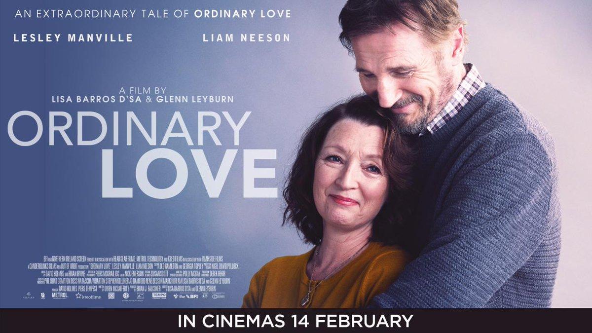 "Nu Metro on Twitter: ""Friday: 'Ordinary Love' - Liam Neeson and ..."