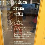 Image for the Tweet beginning: *NEW* in #Whitstable Vita Stores