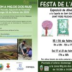 Image for the Tweet beginning: Plantada d'arbres i Festa de