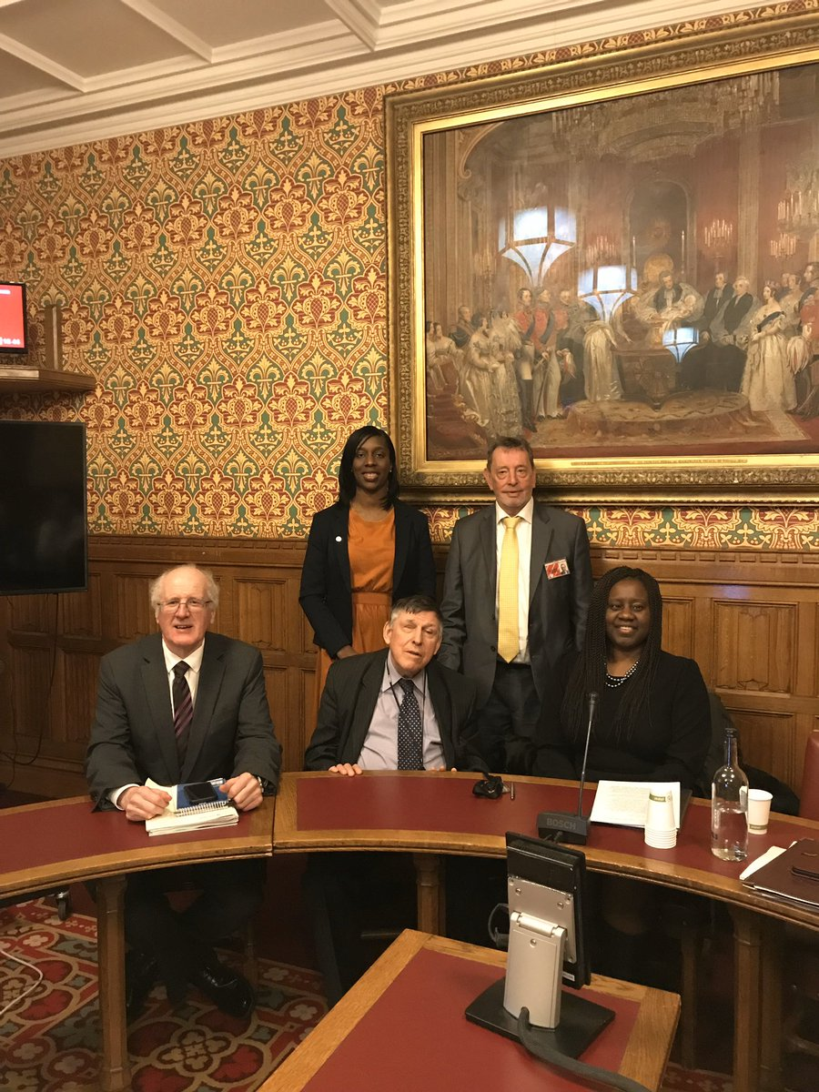 A brilliant AGM yesterday we are delighted @MarshadeCordova has become our chair and look forward to a good year's work @RNIB_campaigns