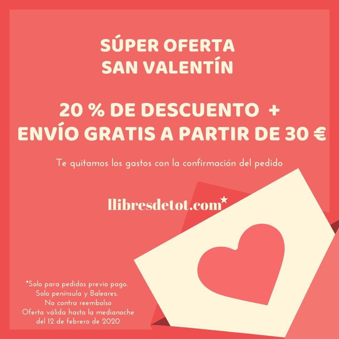 #sanvalentin #llibresdetot #lectura #llegir #regalalibros #megustaleer #amoleer #queleer #bookstagramespaña #regalo #oferta #descuentos #librosenoferta #amor #novela #novelaromántica #romántico #loveyou #love #ventadelibros #nadacomoleerlibroenpapel #libreriaespecializadapic.twitter.com/V9q9nhAI3K