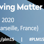 #Event - #PLM15 | Physics of Living Matter is back in #Marseille (France)! The 15th edition will take place on Oct 01&02, 2020. 🗓   More info ➡ https://t.co/7SwtjLW6Tw  #biophysics #science  Thank you to @CommsPhys & @eLife for sponsoring our event!