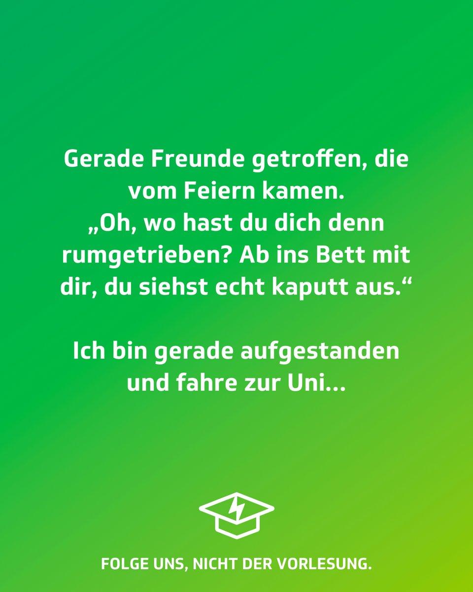 Der Tag kann ja nur besser werden ...#studentenstoff #studentenleben #studentenprobleme #semesterferien #hausarbeit #lernen #jodel #jodeldeutschland #jodelapp #semesterstart #unistart #vorlesung #lustigesprüche #besoffen #betrunken #entspanntermontagmorgenpic.twitter.com/Ly40YPd3bM