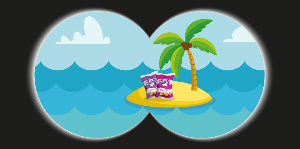 We want to know... how did you first discover Seabrook Crisps?
