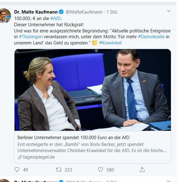 #Krawinkel
